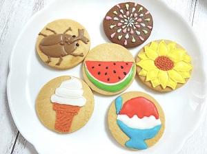 9. アイシングクッキーを作ろう! ☆終了しました☆
